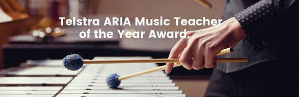 Lee Strickland, 2019 Telstra ARIA Music Teacher of the Year Award Nominee